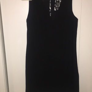 H&M black cocktail dress